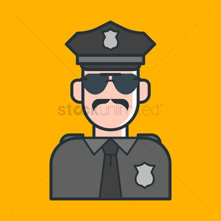 Authority : Policeman