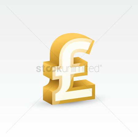 Free Pounds Cash Stock Vectors Stockunlimited