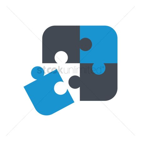 User interface : Puzzle icon