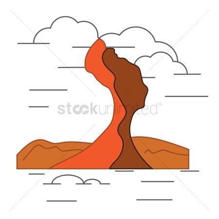 Free Landscape Symbols Stock Vectors | StockUnlimited