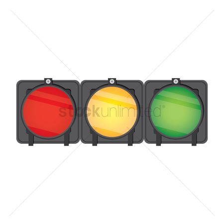 Race : Racing traffic lights