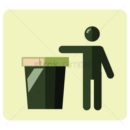Pollutions : Recycle bin