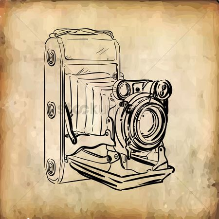 Photography : Retro camera