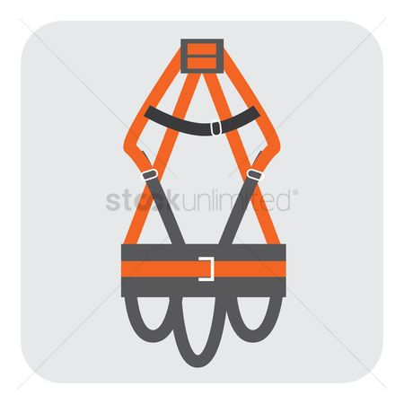 Harness : Safety harness
