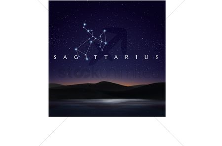 Horoscopes : Sagittarius constellation