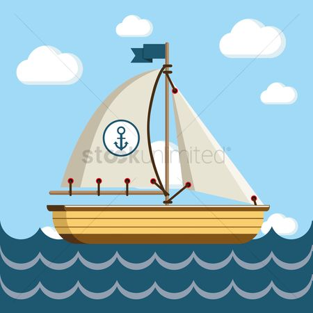 Sail : Sailboat