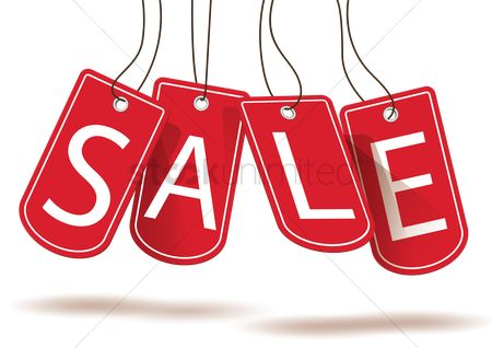Retail : Sale tags