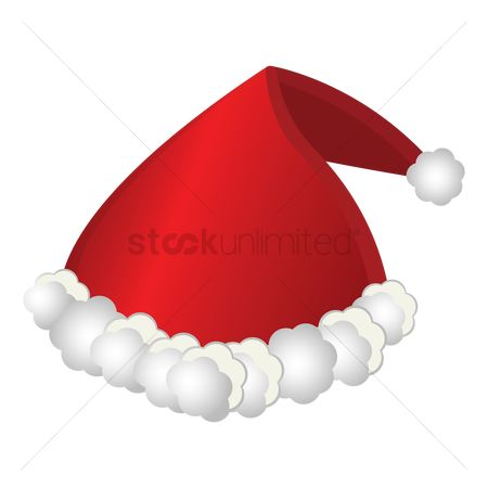 Headdress : Santa hat