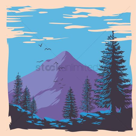 Mountain : Scenic wallpaper