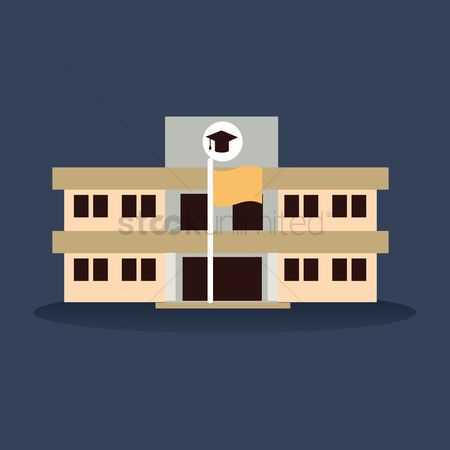 Architectures : School building