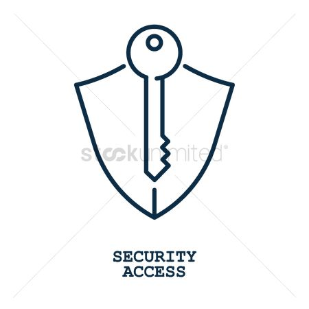 Insignias : Security access