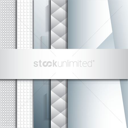Geometry : Set of backgrounds