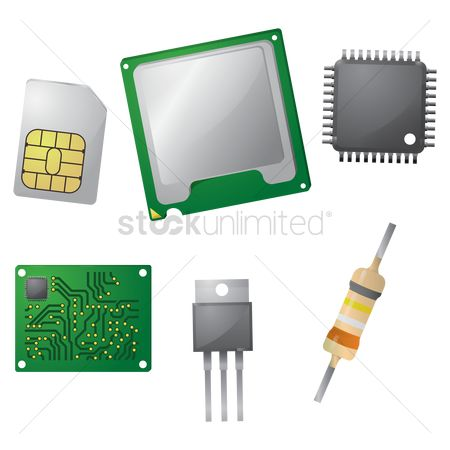 Multimedias : Set of electronic component