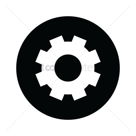 Wheel : Setting icon