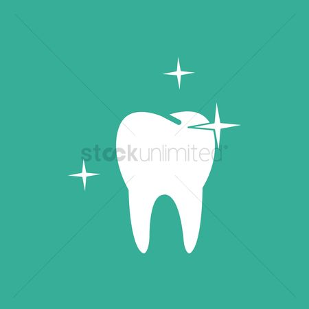 Dentist : Shining tooth