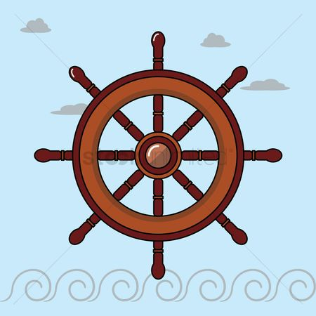 Sailors : Ship wheel