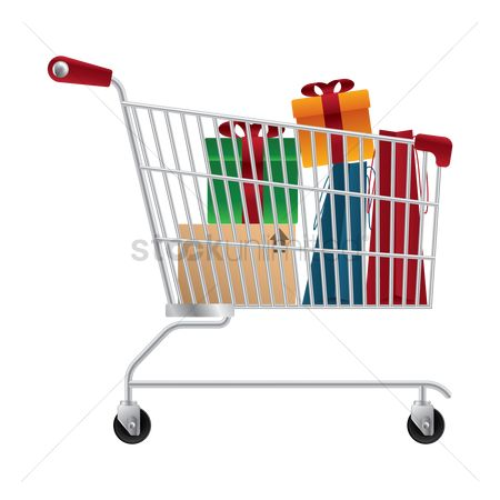 Wheel : Shopping cart