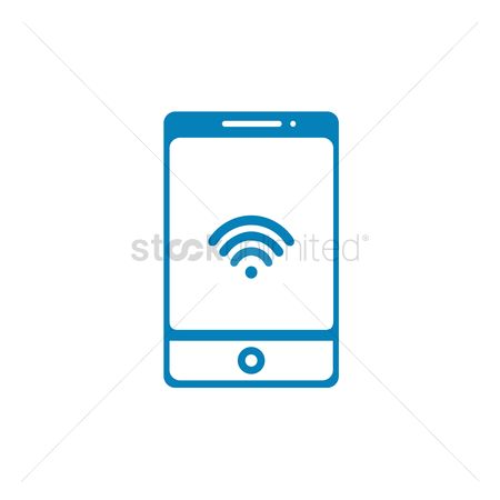Technology : Smartphone with wifi
