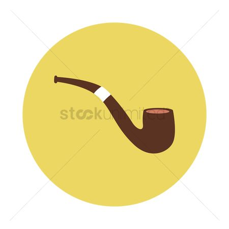 Smoking pipe : Smoke pipe