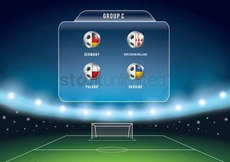Ukraine : Soccer team list