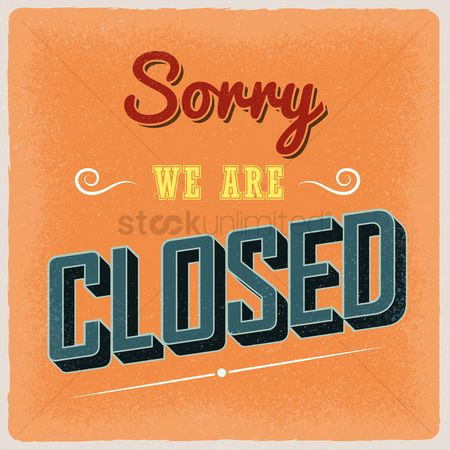Oldfashioned : Sorry we are closed