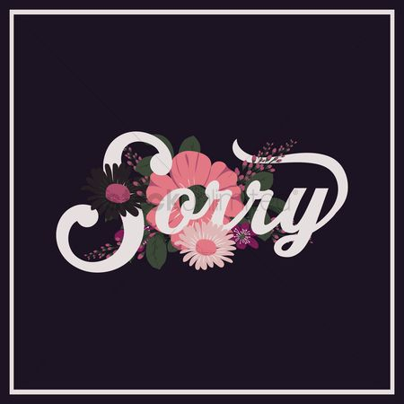 Compliment : Sorry