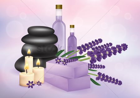 Aroma : Spa beauty and health