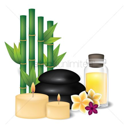 Zen : Spa theme items