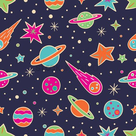 Spaceships : Space pattern