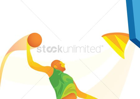 Basket ball : Sports competition basketball
