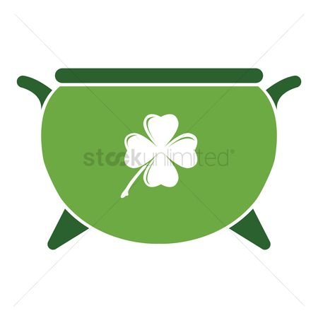 17 : St patrick day pot