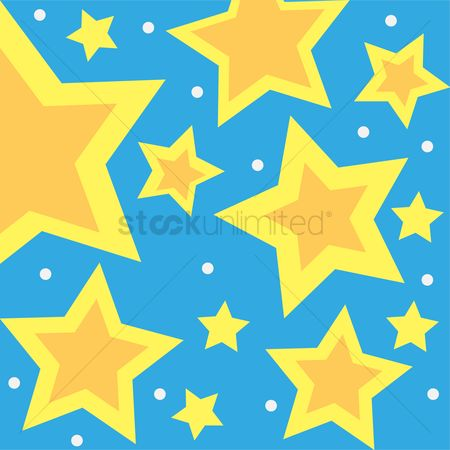 Shine : Star background