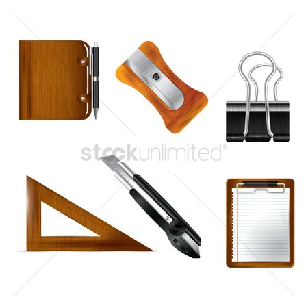 Mechanicals : Stationeries