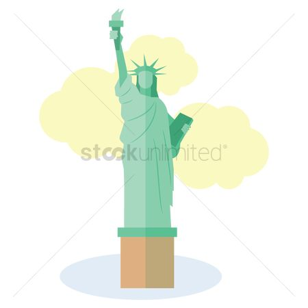 Statues : Statue of liberty