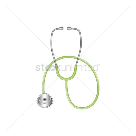 Health cares : Stethoscope