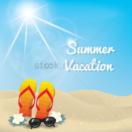Summer : Summer vacation