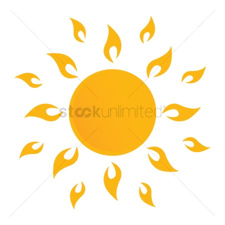 Sunray : Sun icon