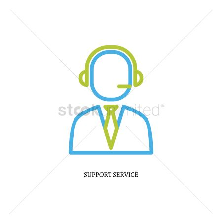 Multimedias : Support service concept