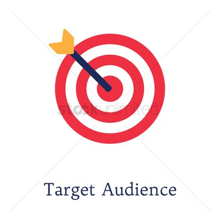 Success : Target audience concept