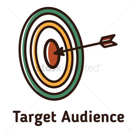 Customers : Target audience concept