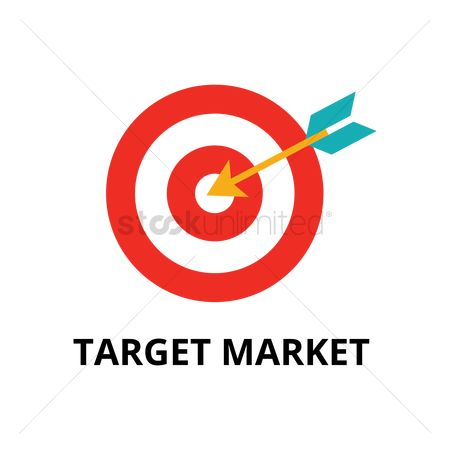 Motivation business : Target market concept