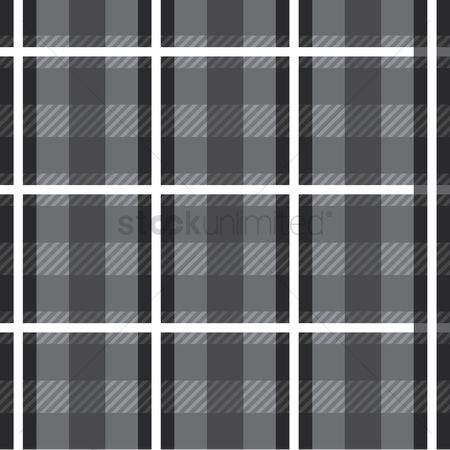Cloth : Tartan background