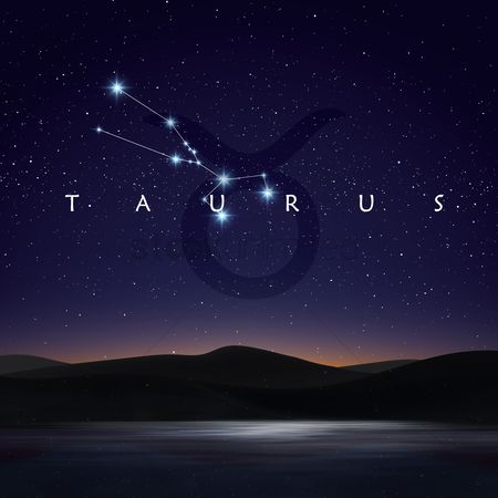 Horoscopes : Taurus constellation