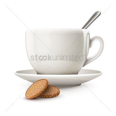 Cookie : Tea and biscuits
