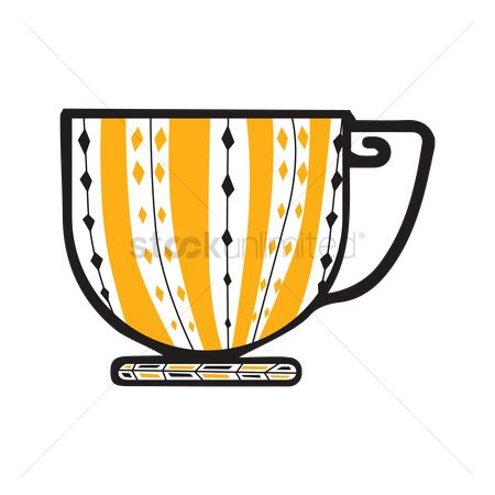 Serve : Teacup design