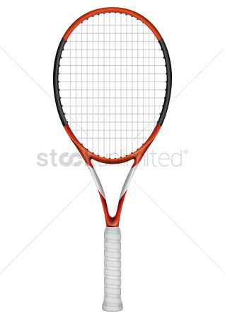 Indoor : Tennis racket