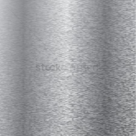 Silver : Textured background with abstract pattern