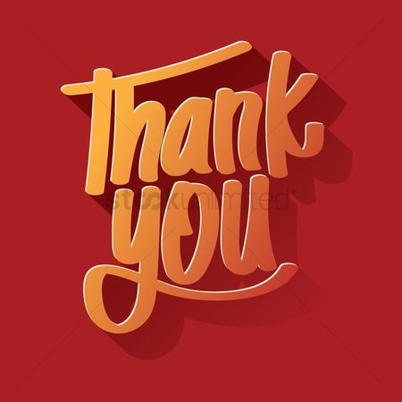 Typographics : Thank you