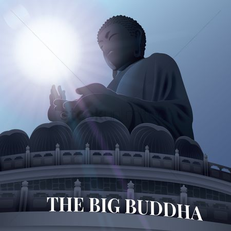 Sunray : The big buddha