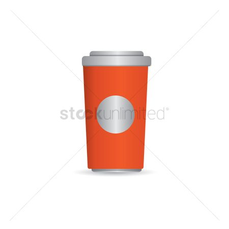 Take away cup : To go cup